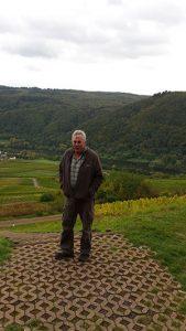 Wanderfreund Werner Peters aus Utzerath