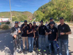 Feuerwehrtour 2018  in Dernau